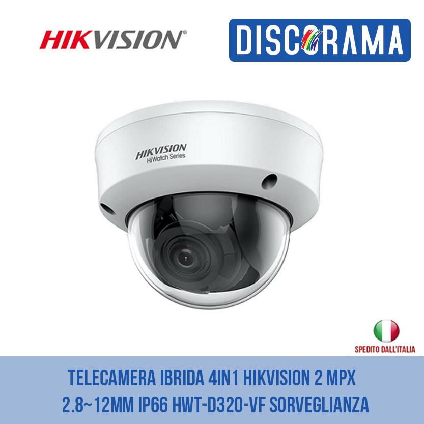 Hikvision Digital Technology HWI-B120-D//W Telecamera di sorveglianza Telecamera di Sicurezza IP Esterno Capocorda Soffitto//Muro 1920 x 1080 Pixel Hikvision Digital Technology HWI-B120-D//W,